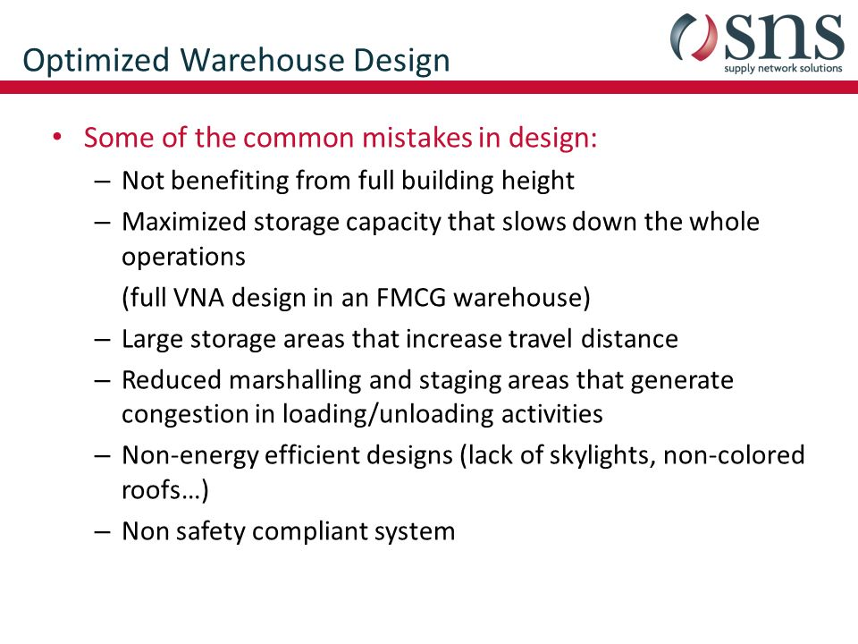 A State-of-the-Art Warehouse - ppt video online download