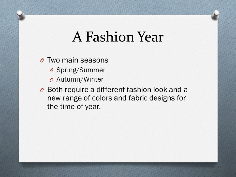 Fashion capitals of the world ppt 66