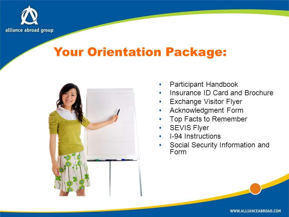 Your Orientation Package Ppt Video Online Download