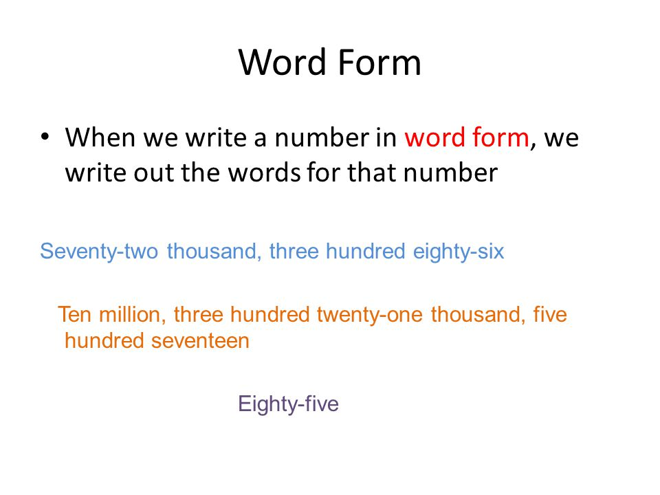 what has only two words but thousands of letters math unit two lesson two ppt 962