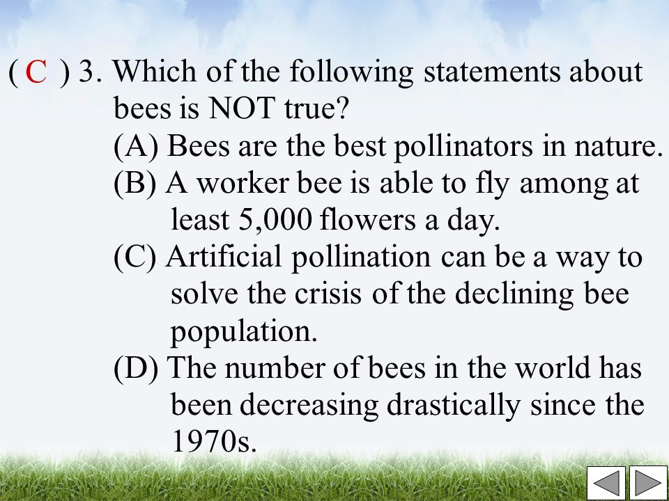 which of the following is not true of surveys unit 11 let s be diverse ppt download 9082