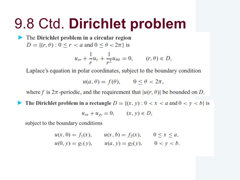 9 6 Other Heat Conduction Problems - ppt video online download