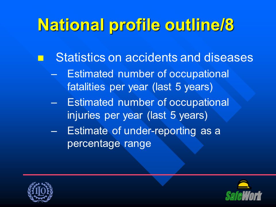 National profile outline/8