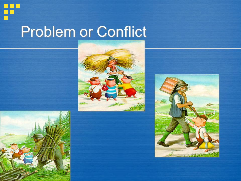 Problem or Conflict