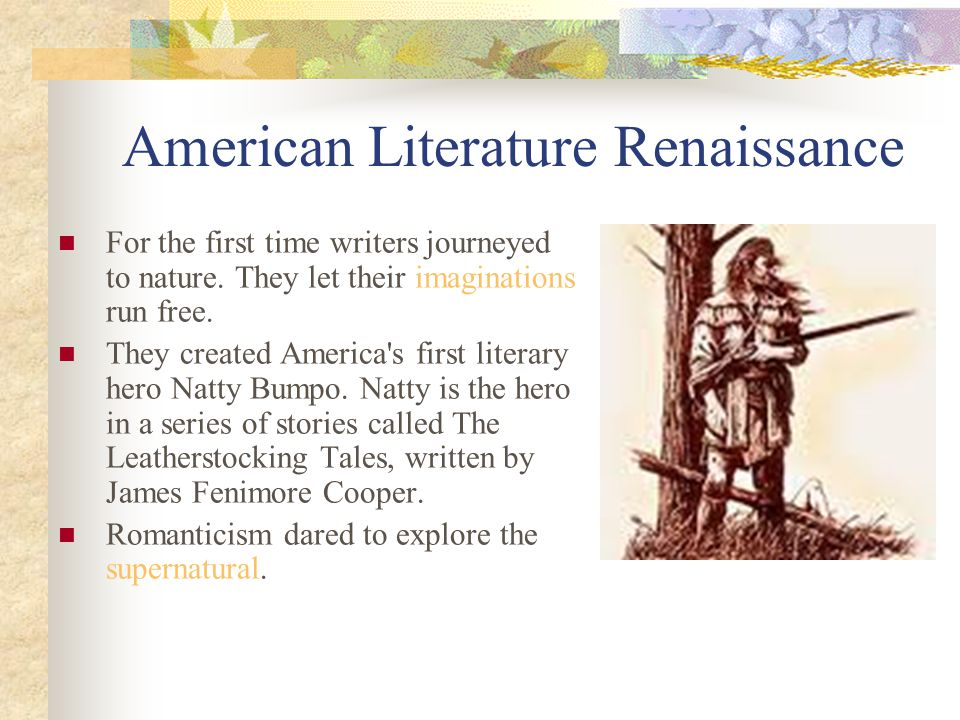 renaissance heroes in literature