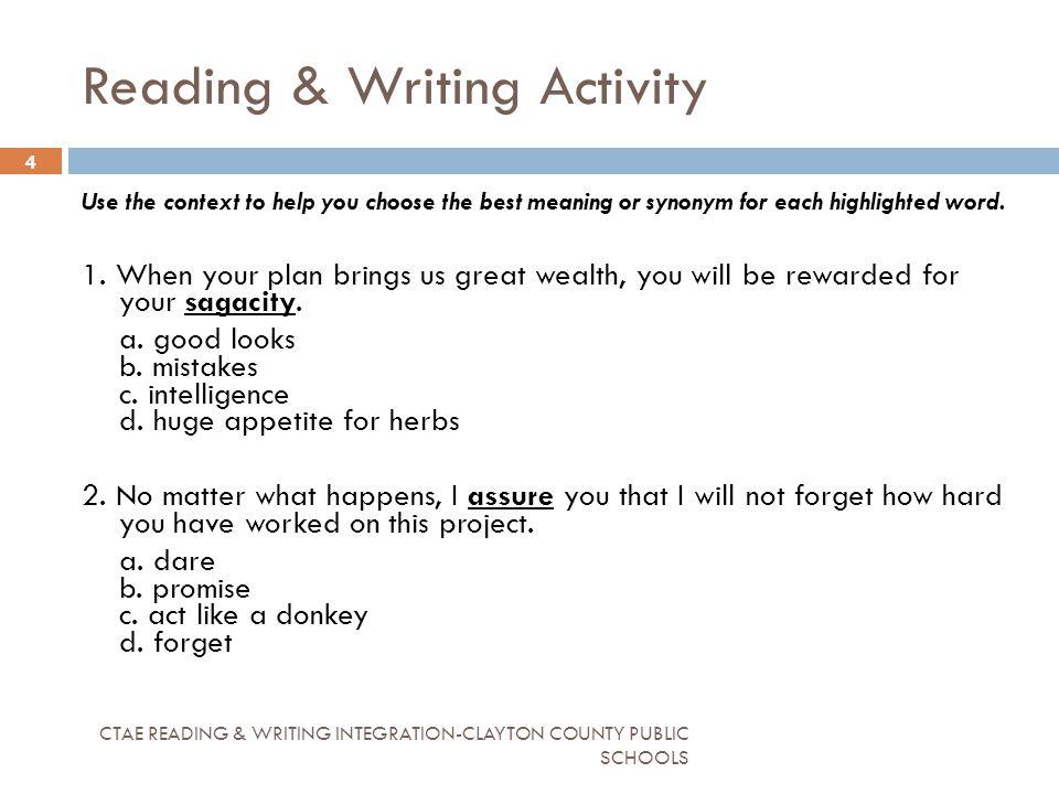 topics essay writing year 4th