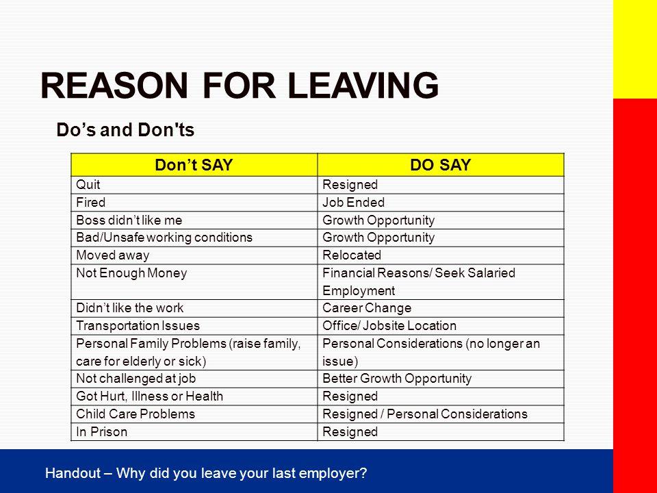 13 application for leaving job doctemplates123