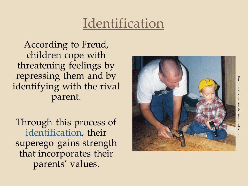 identification freud
