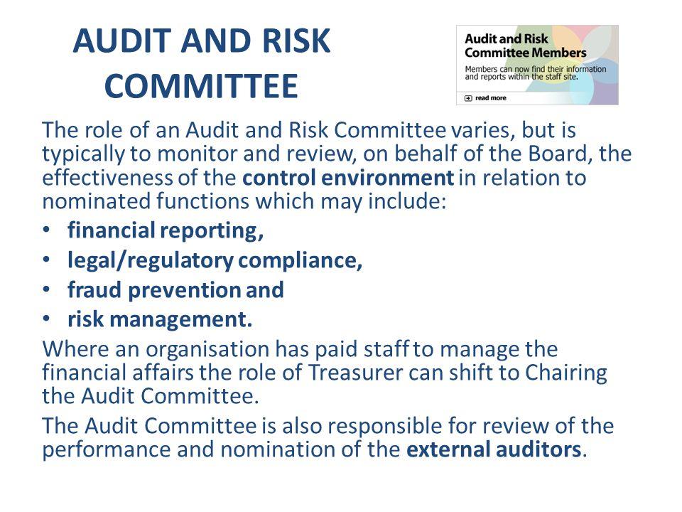 risk management and audit pdf