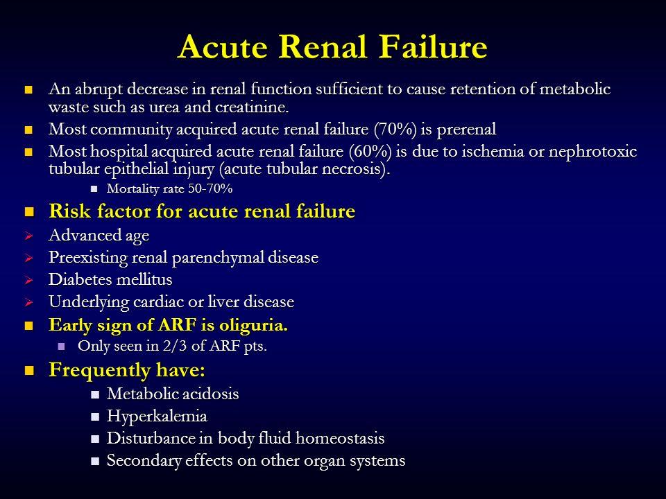 Renal failure acute and chronic |authorstream.