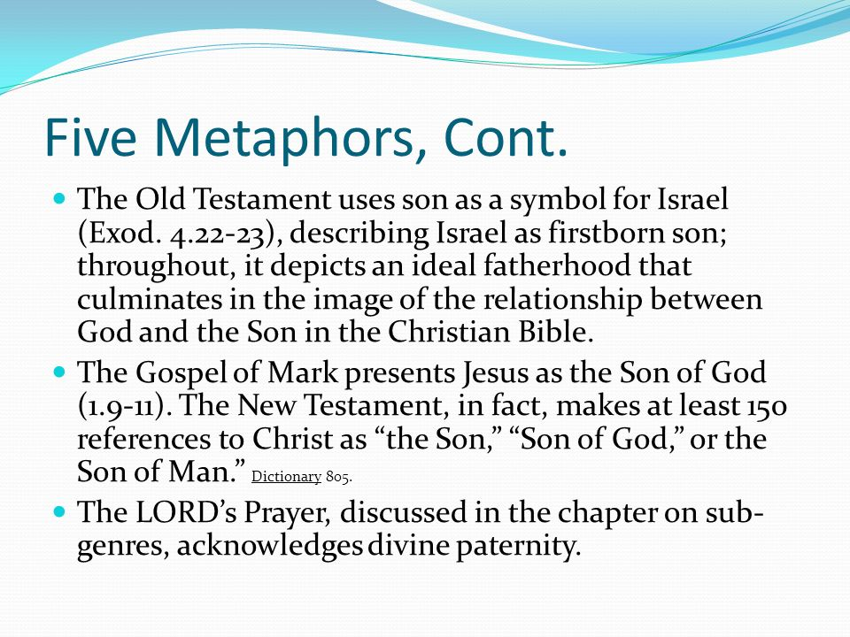 Chapter Three Image Metaphor Symbol And Archetype Ppt Download