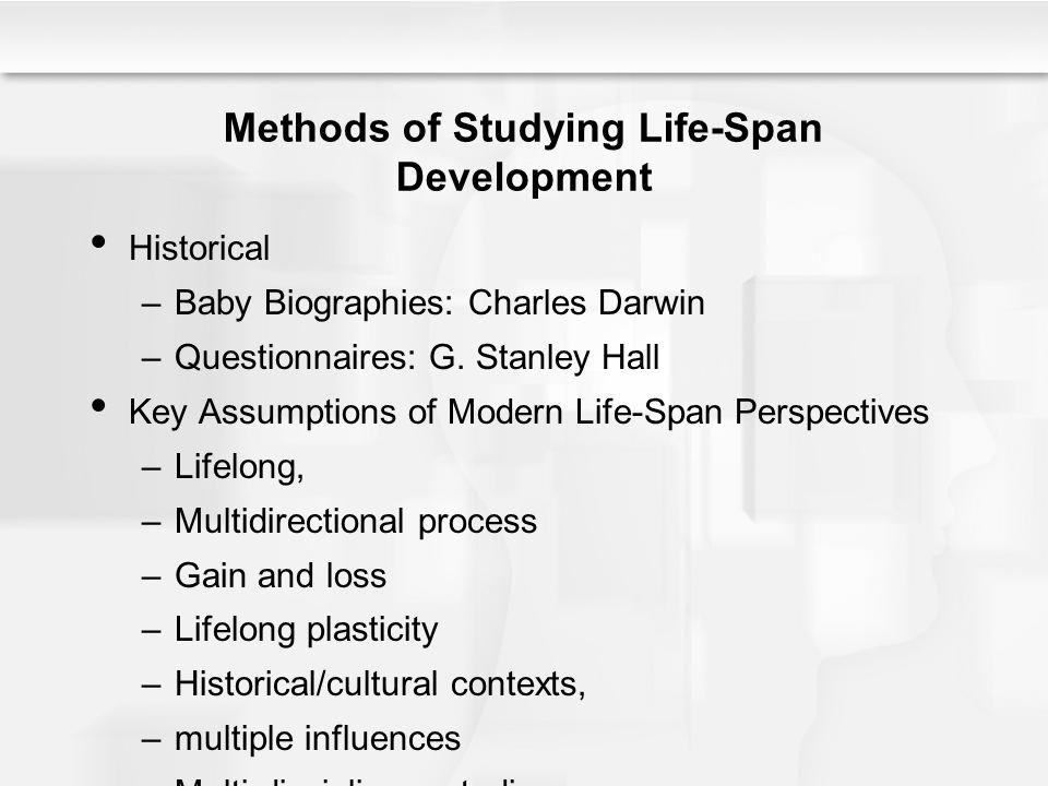 Chapter 1 understanding life span human development ppt video methods of studying life span development fandeluxe Images