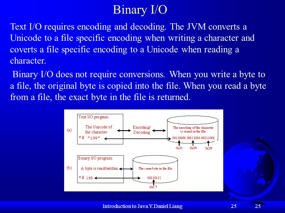 Introduction to Java Y Daniel Liang - ppt download