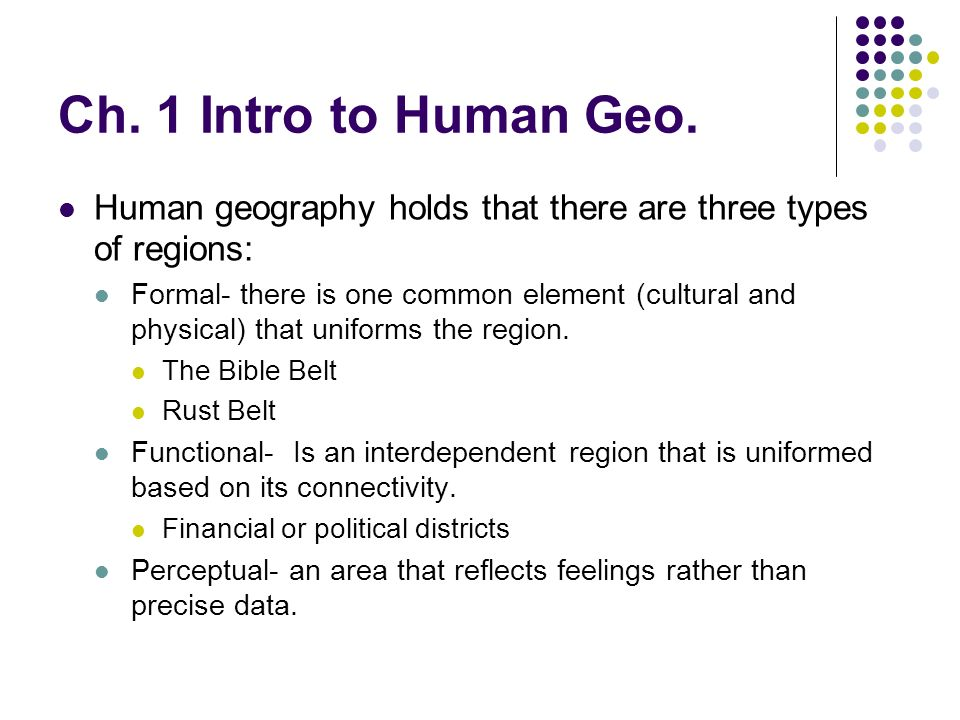 Ap Human Geography Review Ppt Download