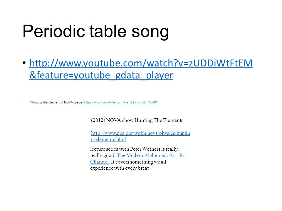 Families on the periodic table ppt video online download 20 periodic table song urtaz Choice Image