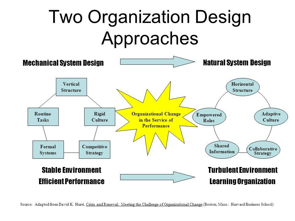 organizational structure and culture pdf