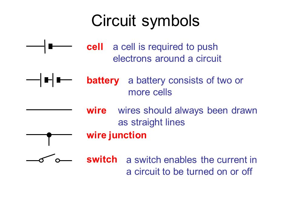 Positive Symbol Schematic Introduction To Electrical Wiring Diagrams