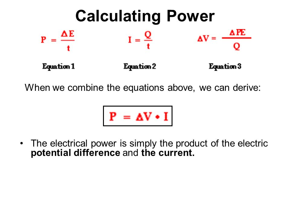 calculation of power Calculate any power of i (the square root of -1) when learning about imaginary numbers, you frequently need to figure out how to raise i to any power this page will show you how to do this.