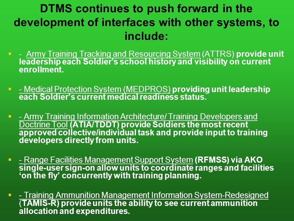 digital training management system dtms v ppt video online download rh slideplayer com Army Dtms Digital Training army dtms user manual pdf
