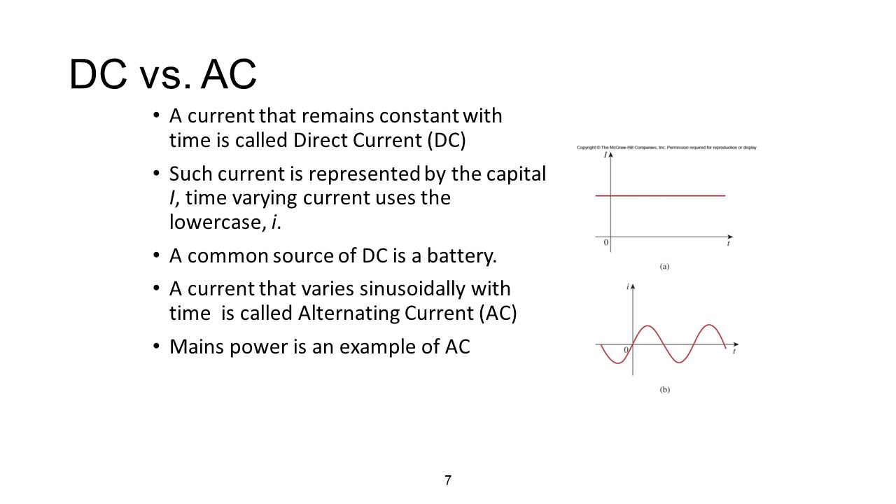 Electrical Circuits Dr Sarika Khushalani Solanki Ppt Video Online Ac Dc Theory 7 Vs
