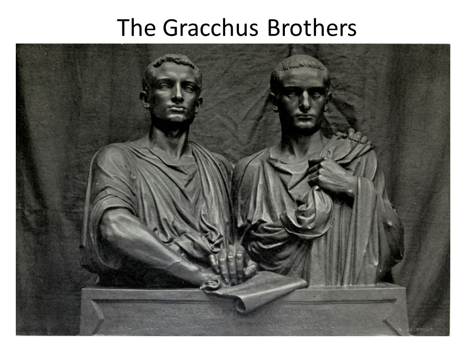 The Gracchus Brothers