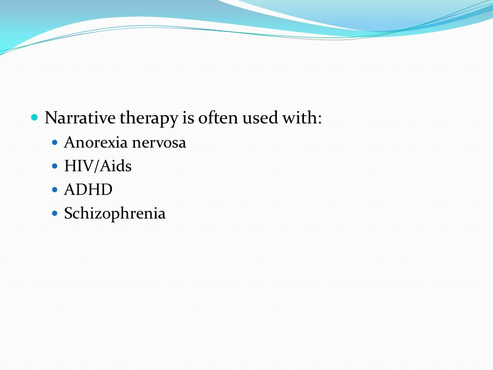 Narrative Therapy - ppt video online download