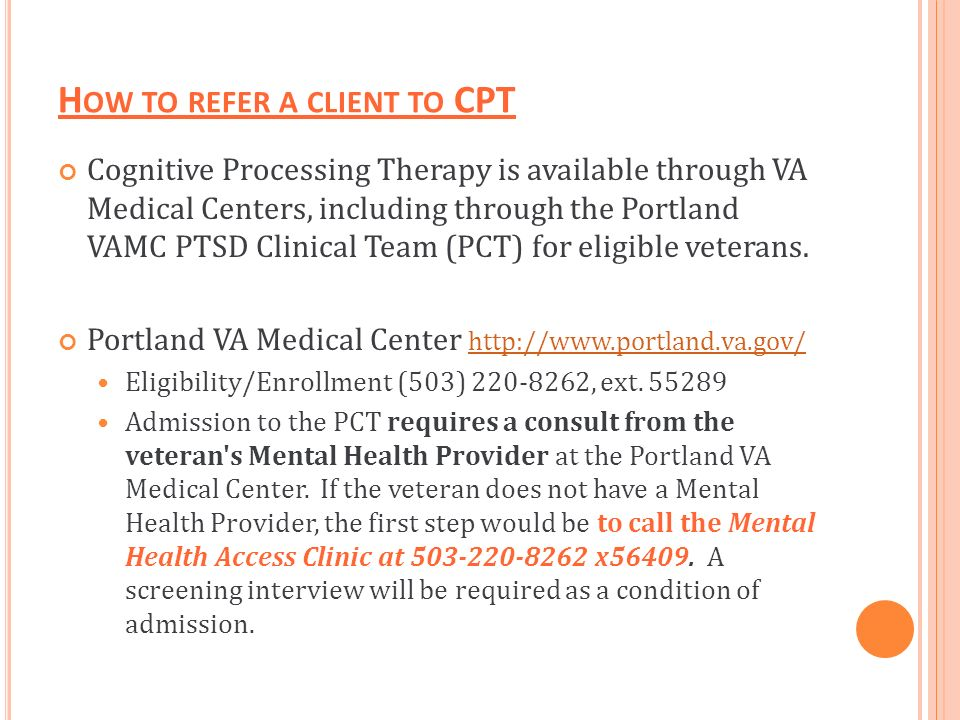 Contemporary Mental Health Treatment For Returning Veterans Ppt