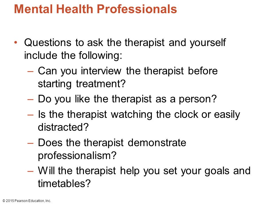 Promoting and Preserving Your Psychological Health - ppt