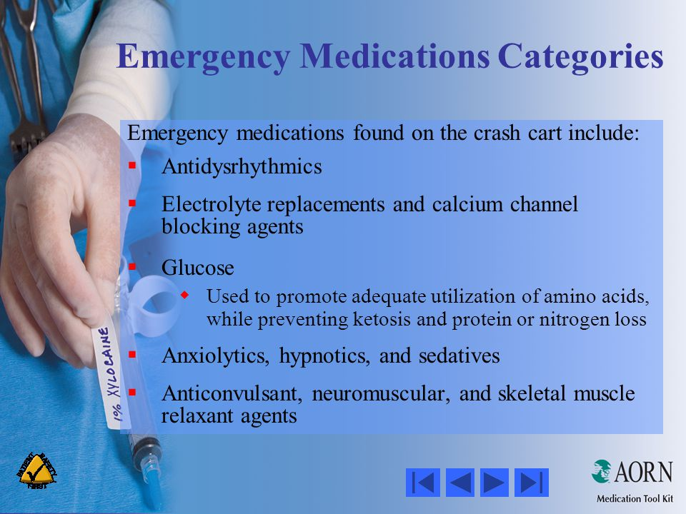 Common Perioperative Medications - ppt download