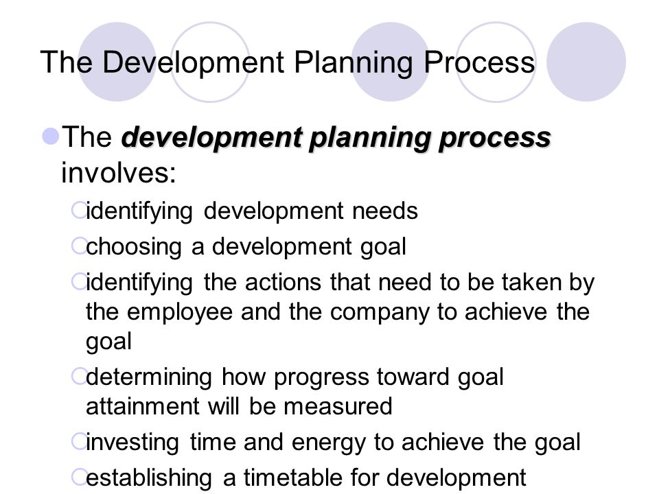 Employee Development  - ppt video online download