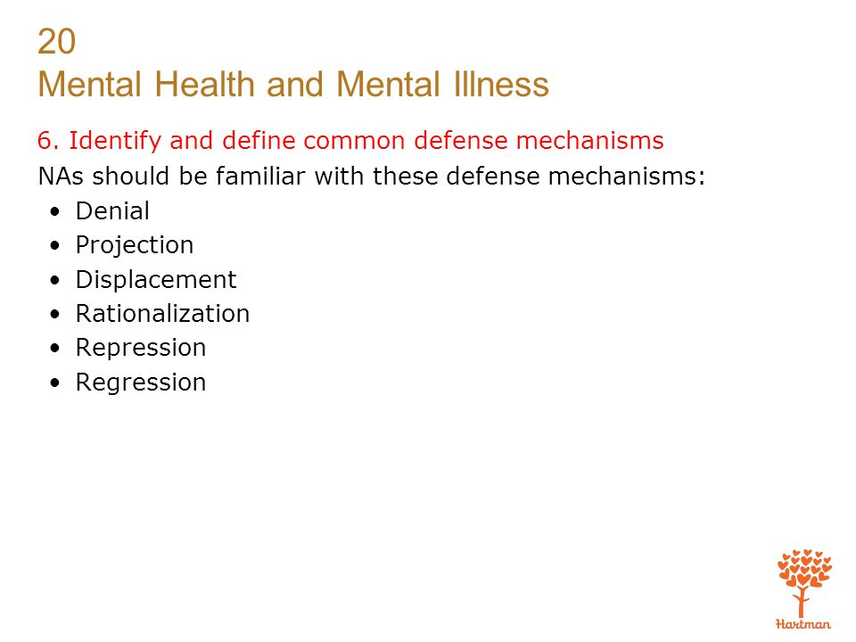 1 Identify Seven Characteristics Of Mental Health Ppt Video