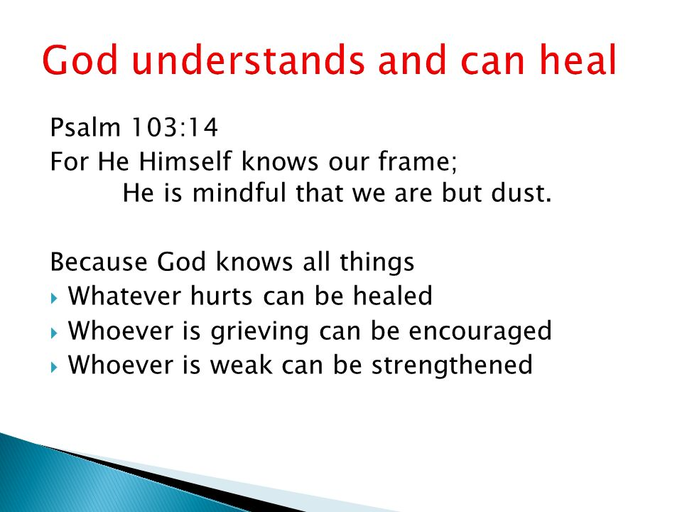 Welcome to Who is God and Why Does that Matter to Us? - ppt video ...