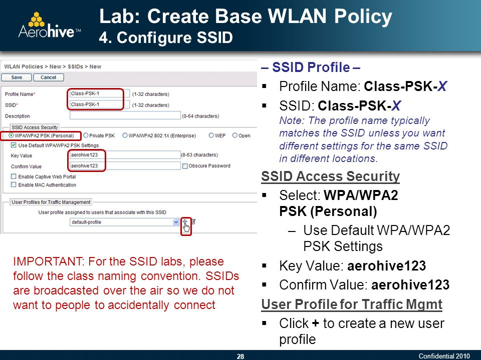 Advanced WLAN Configuration Version 3 5r1 - ppt download