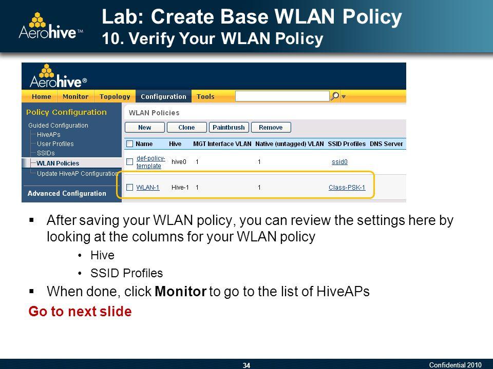 Advanced WLAN Configuration Version 3 5r1 - ppt download