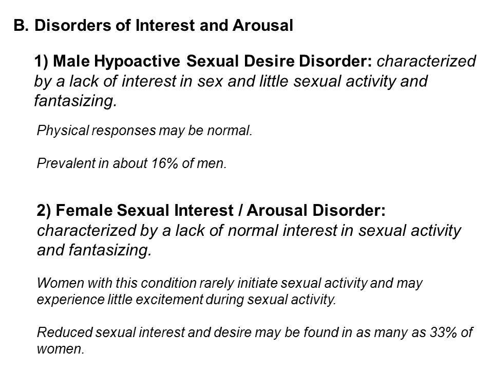 Male hypoactive sexual desire disorder pic 42