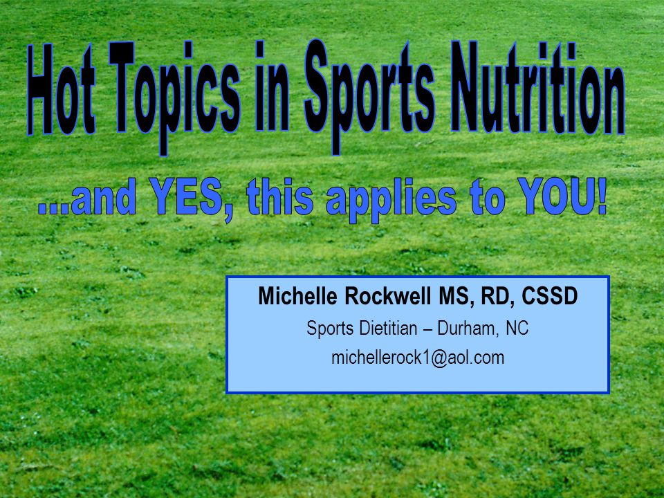 Michelle Rockwell Ms Rd Cssd Ppt Download