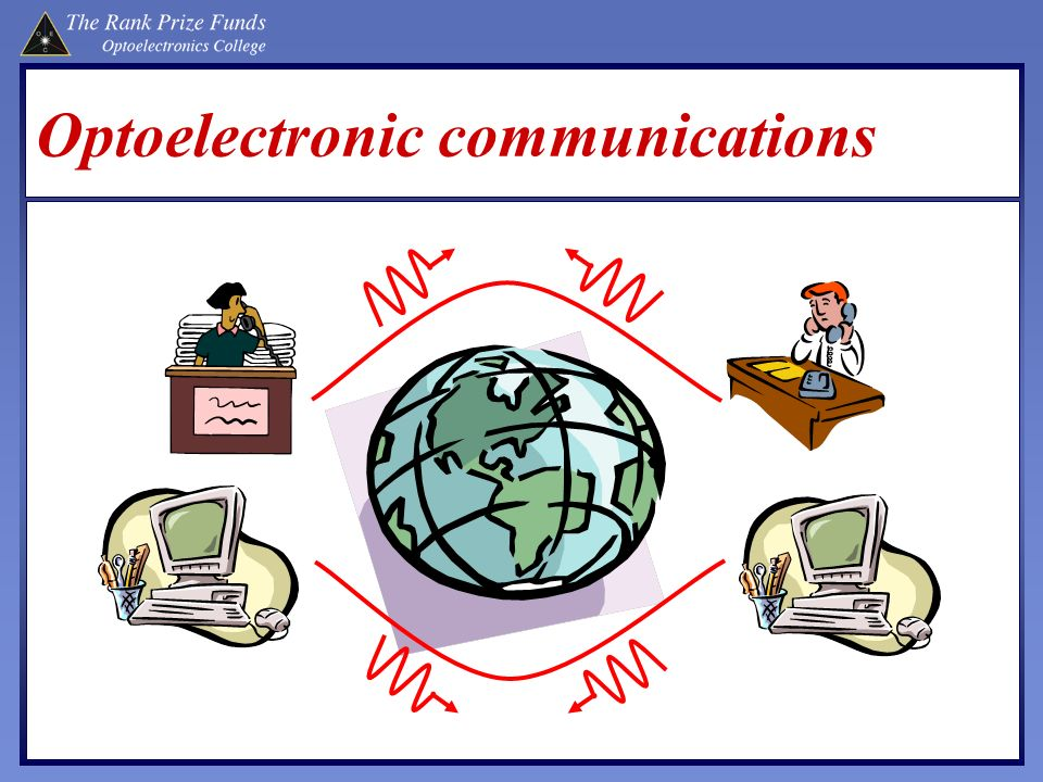 Optoelectronic communications