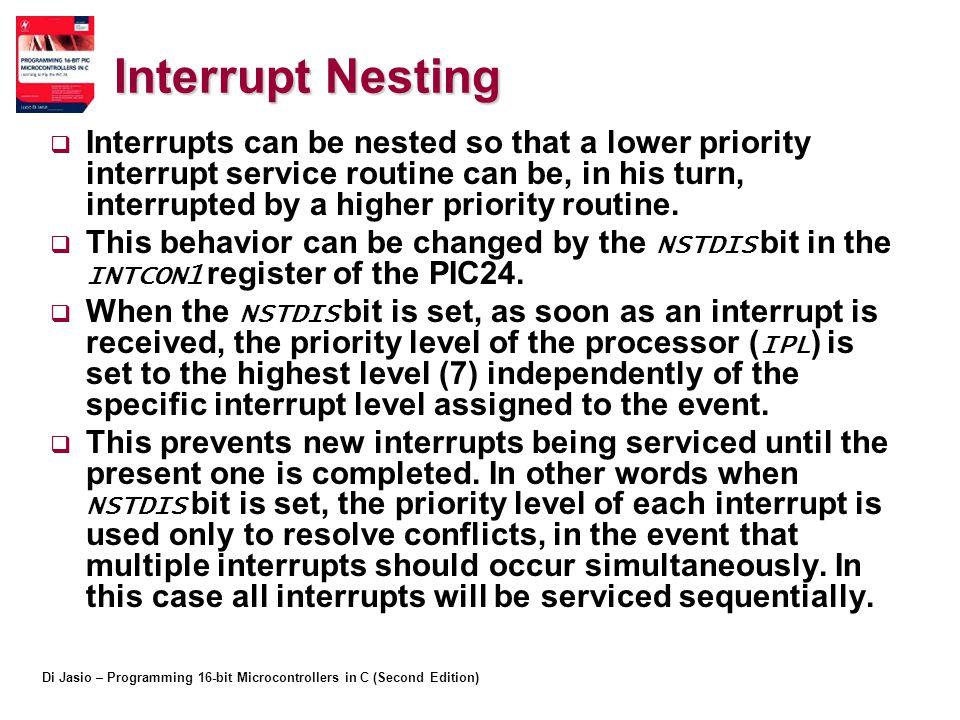 Chapter 5 Interrupts  - ppt video online download