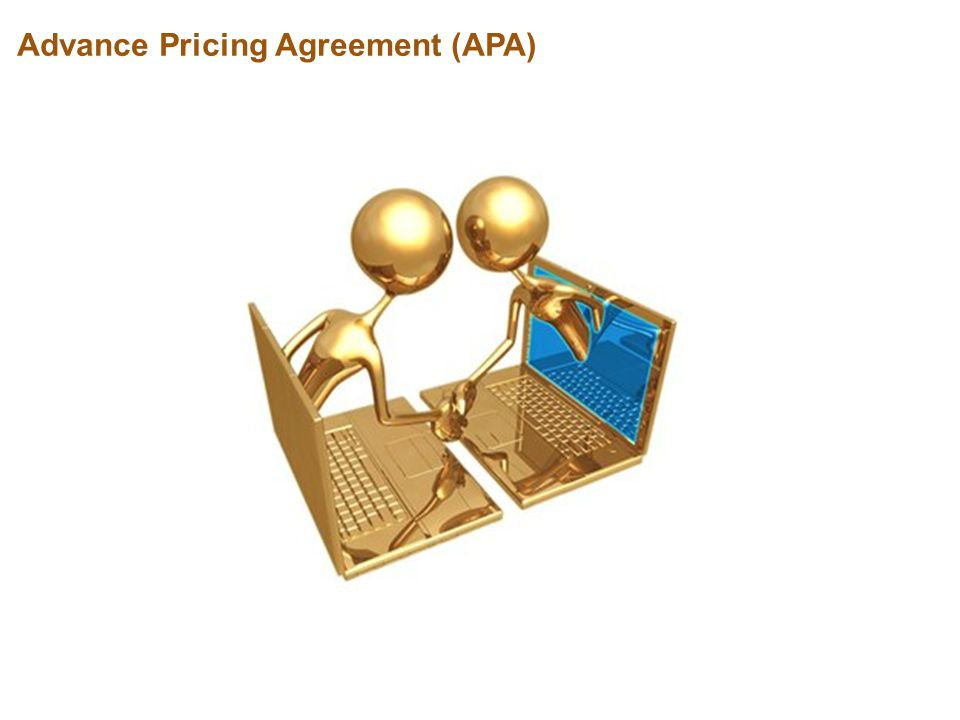Advance Pricing Agreement Safe Harbour Thin Capitalisation Ppt