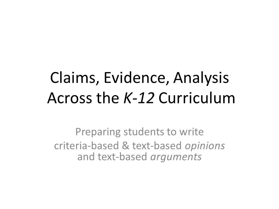 research paper for k 12 curriculum Critique paper on the k to 12 curriculum the central feature of the k to 12 program is the upgrading of the basic education curriculum to ensure that learners acquire the relevant knowledge and skills they will need to become productive members of society with the participation of the.