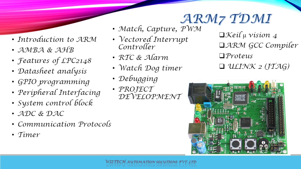 Wiztech Automation Solutions Pvt Ltd Ppt Video Online Download Hall Effect Sensor Pic8051avr Usb Programmerdevelopment Boards 15