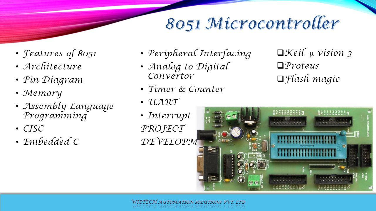 Wiztech Automation Solutions Pvt Ltd Ppt Video Online Download Hall Effect Sensor Pic8051avr Usb Programmerdevelopment Boards 8