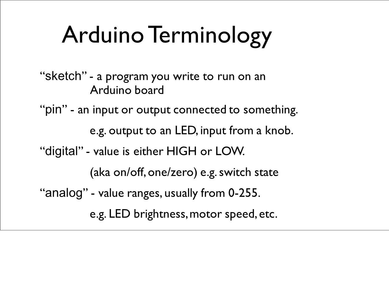 Arduino Switch Case Example Ws2812 Coeleveldcom Hazelnut Hobbyistconz Introduction To The Ppt Video Online Download
