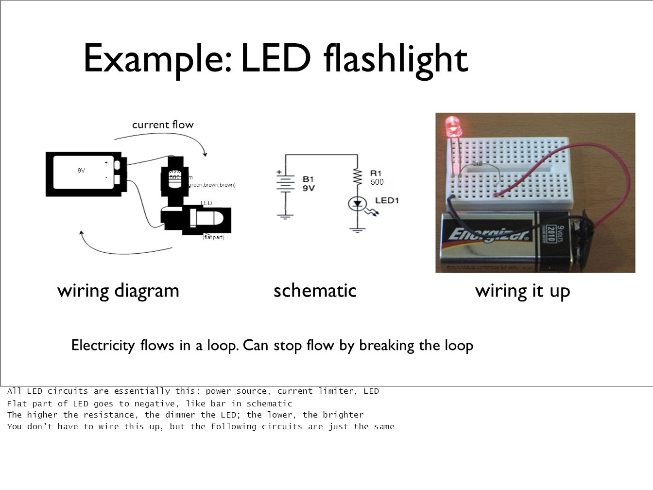 Arduino Introduction To The Ppt Video Online Download Simple High Power Led Flashlight Circuit Example