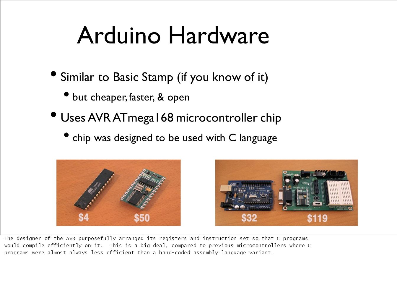 Arduino Introduction To The Ppt Video Online Download Isp In System Programming And Standalone Circuits Open 7