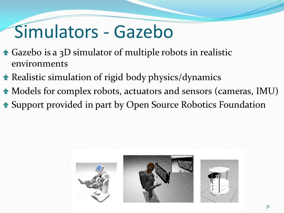 Stereo Camera Gazebo Model