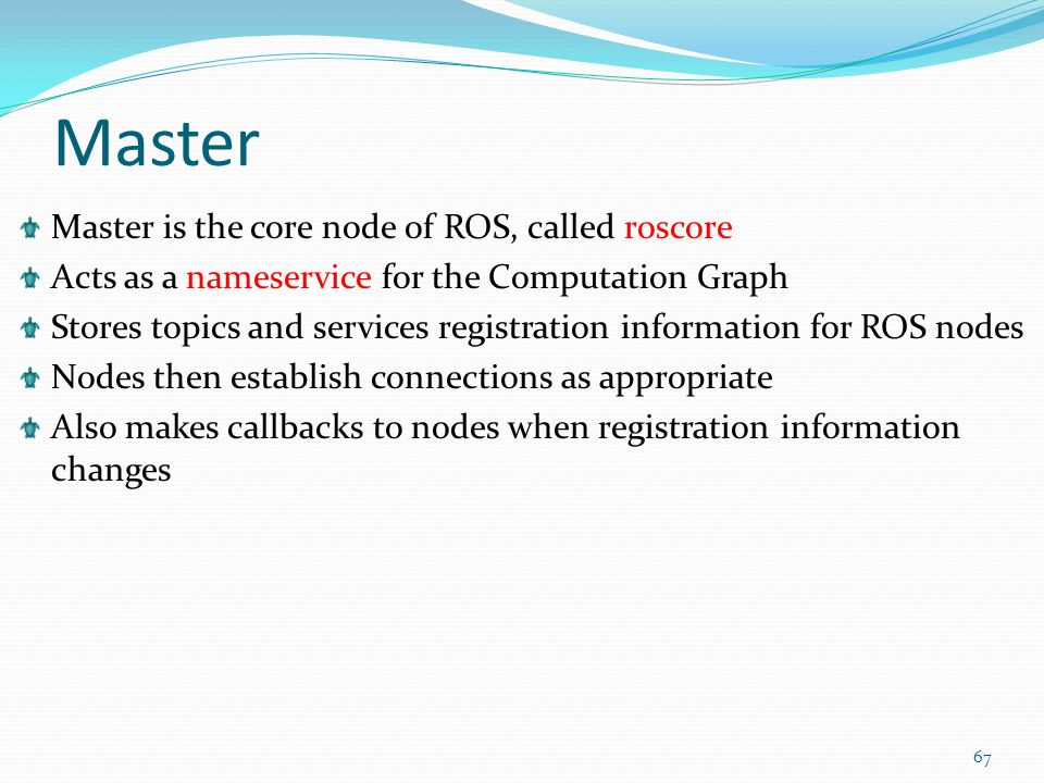 Robot Operating System Tutorial ROS Basic - ppt download