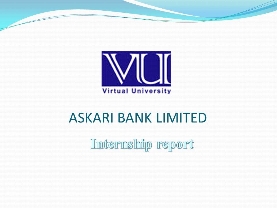 askari bank internship