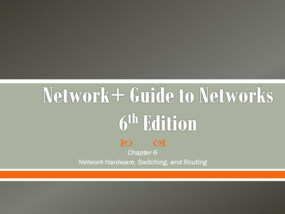 network guide to networks 6th edition ppt video online download rh slideplayer com network guide to networks 6th edition network guide to networks 7th edition pdf