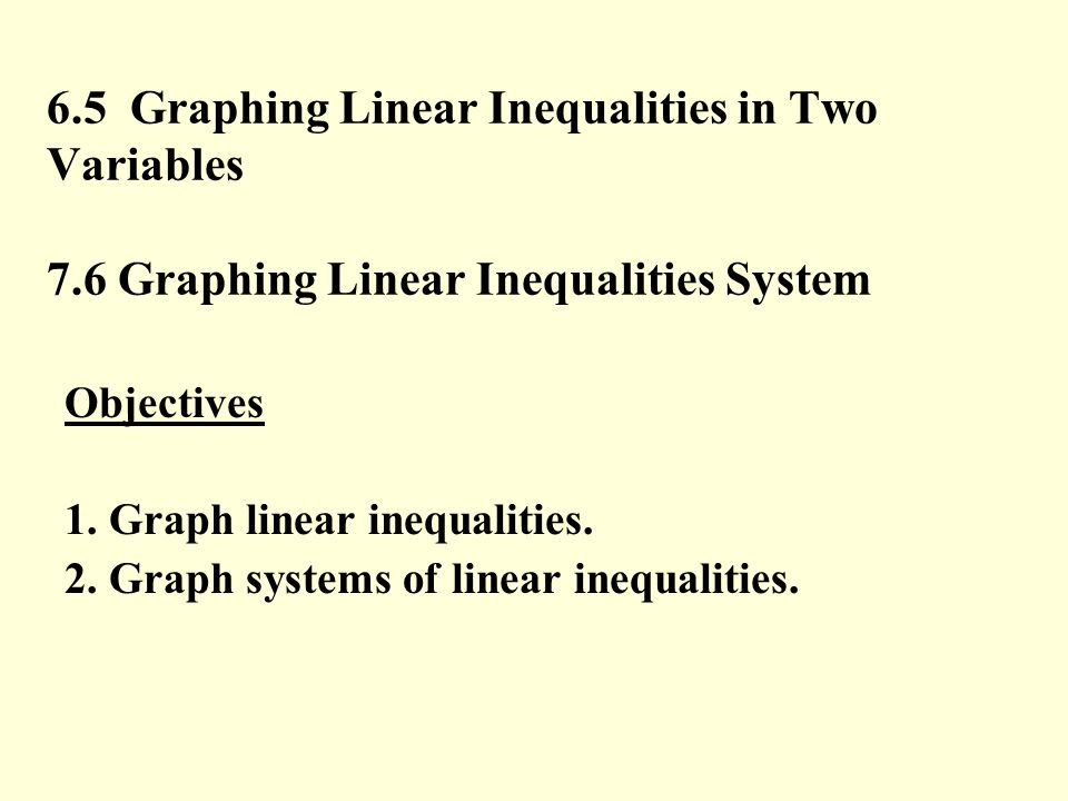 6 5 Graphing Linear Inequalities In Two Variables 7 Ppt Download. 6 5 Graphing Linear Inequalities In Two Variables 7. Worksheet. Graphing Inequalities In Two Variables Worksheet 6 6 Answers At Mspartners.co
